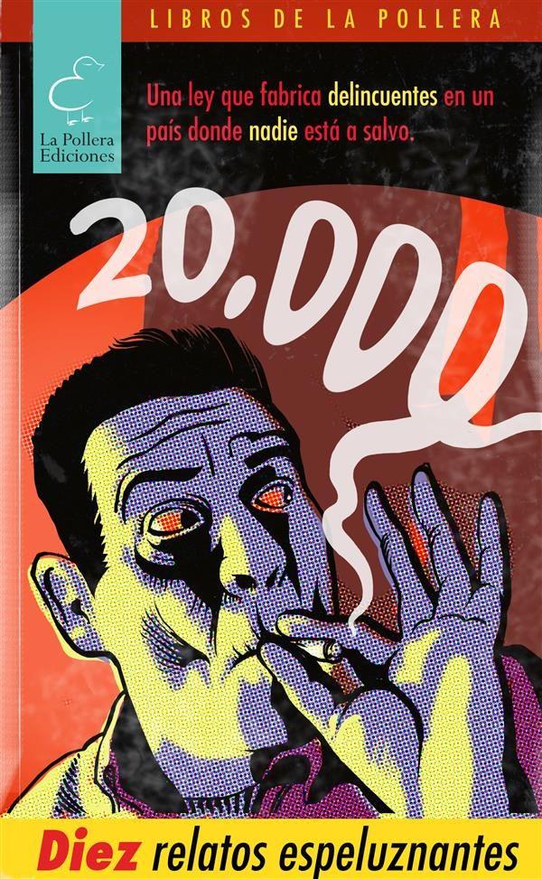 20000, Diez Relatos Espeluznantes - VVAA