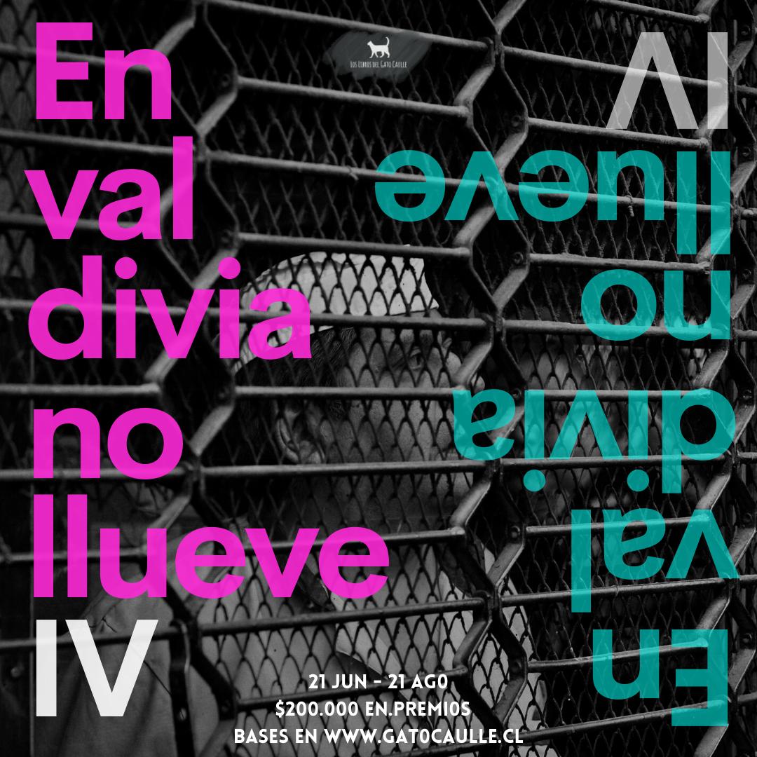 BASES CONCURSO DE RELATOS EN VALDIVIA NO LLUEVE IV