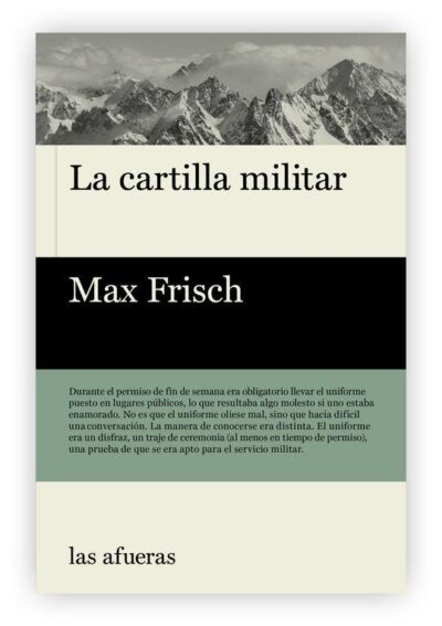 La cartilla militar