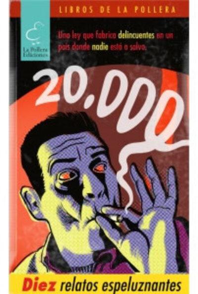 20.000: Diez relatos espeluznantes