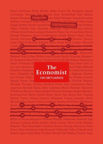 The Economist: 100 obituarios