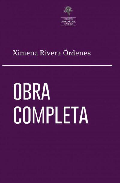 Obra Completa de Ximena rivera