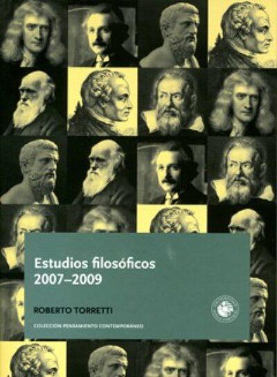 Estudios filosóficos 2007-2009