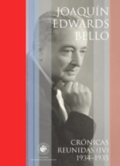 CRÓNICAS REUNIDAS (IV) 1935-1935