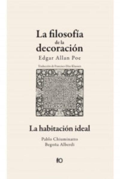 La filosofía de la decoración