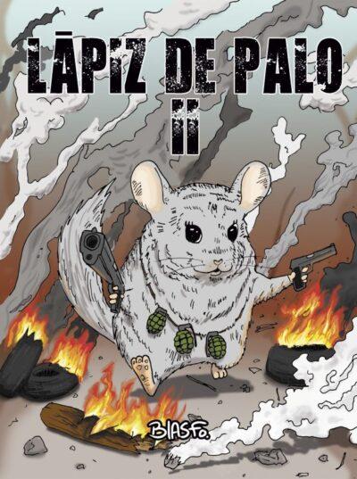 Lápiz de Palo II