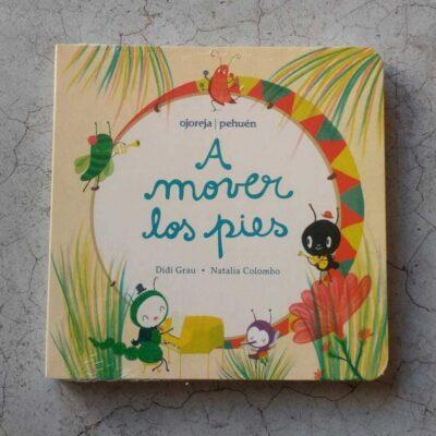 A Mover Los Pies