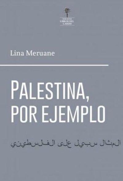 Palestina, por ejemplo