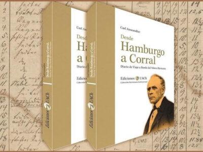 Desde Hamburgo a Corral: diario de viaje a bordo del velero Hermann