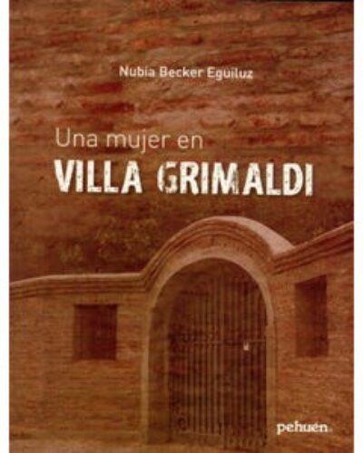 Mujer En Villa Grimaldi, Una