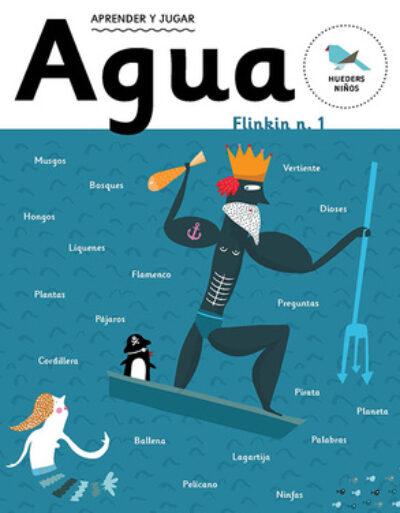 Agua : Aprender Y Jugar : Flinkin Nº1